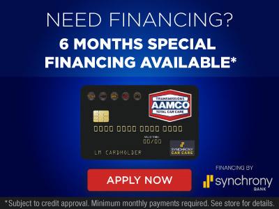 image of MySynchrony Financing Banner Mobile